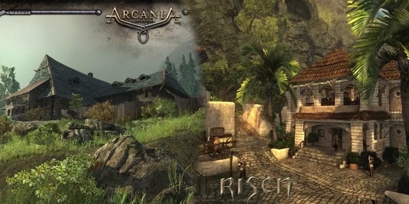 Arcania vs. Risen