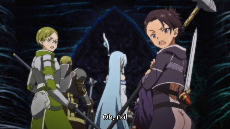 Sword Art Online II Episode 21
