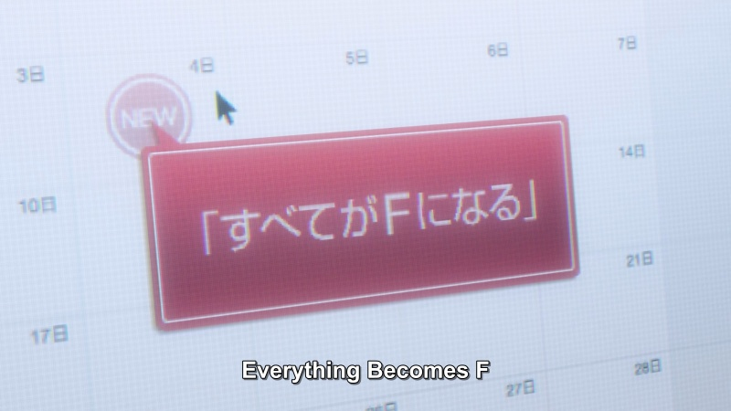 Subete ga F ni Naru Episode 6
